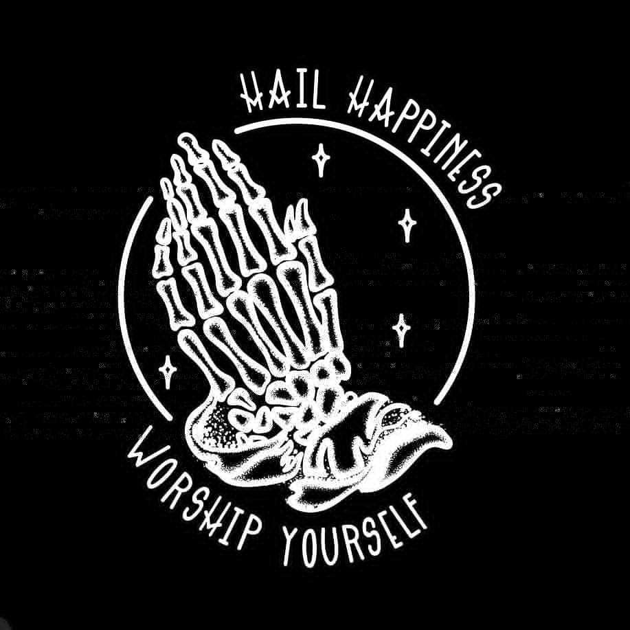 Hail Happiness Tee