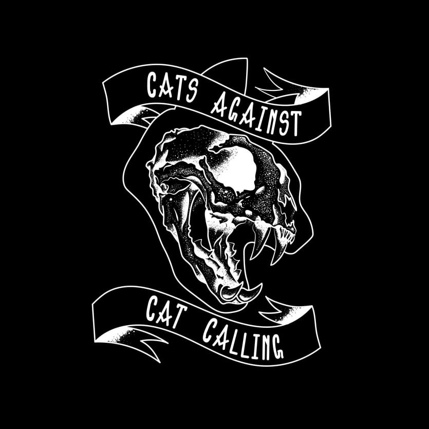 Cats Against Catcalling Tee