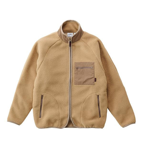 Gramicci - Boa Fleece - Beige