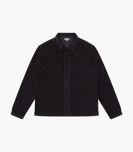 Knickerbocker - Chore Shirt Corduroy - Black