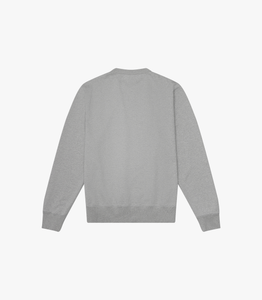 Knickerbocker - Gym Crew Fleece - Heather Grey