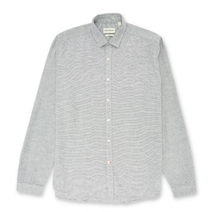 Oliver Spencer - Clerkenwell Tab Shirt - Noah Navy