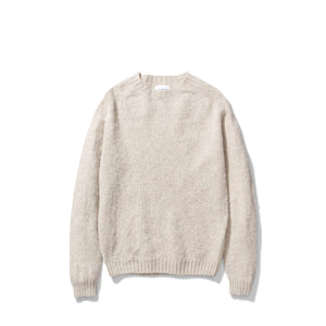 Norse Projects - Birnir Brushed Lambswool - Oatmeal
