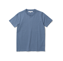 Load image into Gallery viewer, NORSE PROJECTS - Gro Standard Tee - Scoria Blue