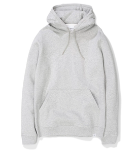 Norse Projects - Vagn Classic Hood - Light Grey Melange