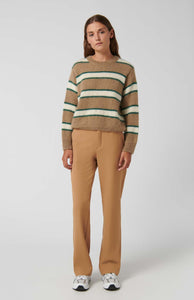Loreak - Franja Sweater - Sand Stripe