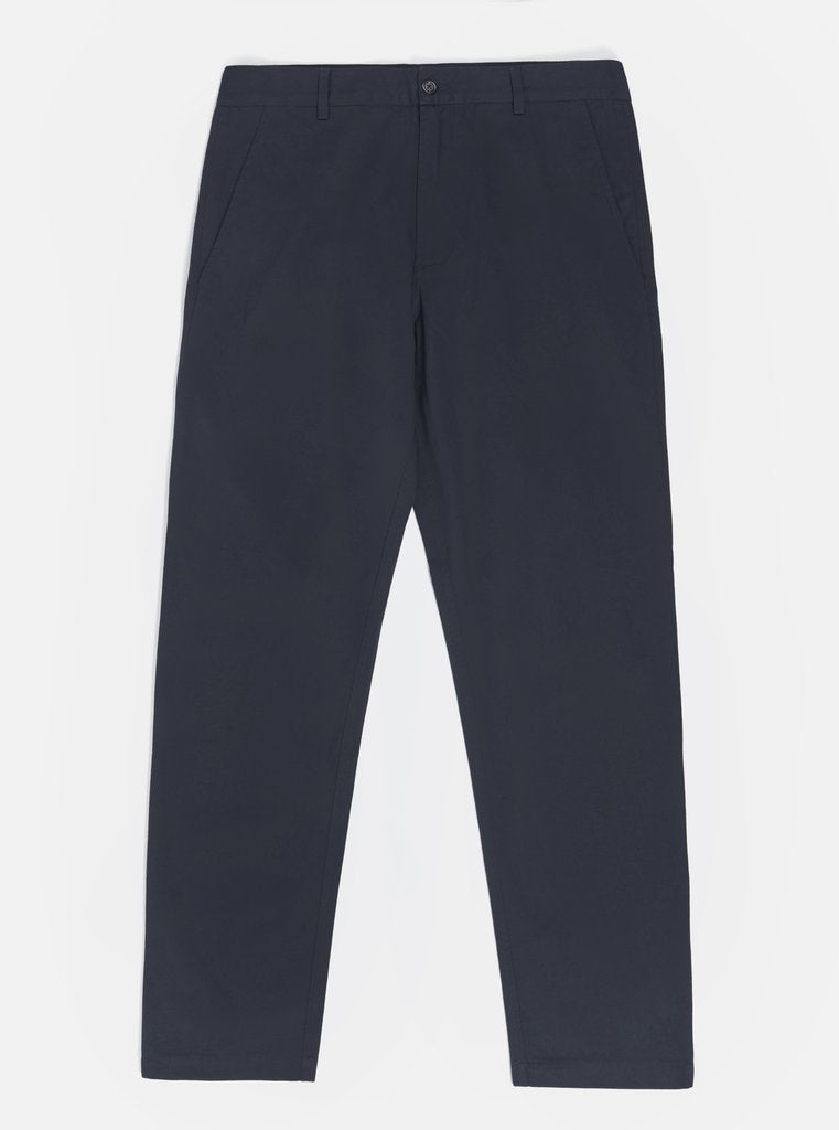 Universal Works - Aston Pant - Navy Twill