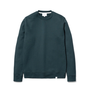 Norse Projects - Vagn Classic Crew - Deep Sea Green