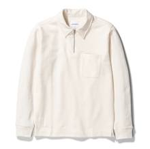 Load image into Gallery viewer, Norse Projects - Jorn Half Zip - Ecru