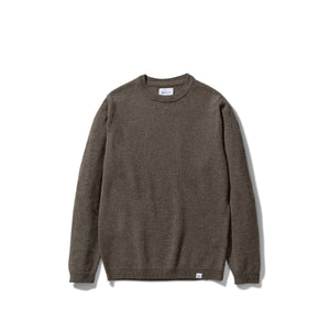 Norse Projects - Sigfred Lambswool - Ivy Green