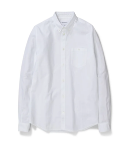 Norse Projects - Anton Oxford - White