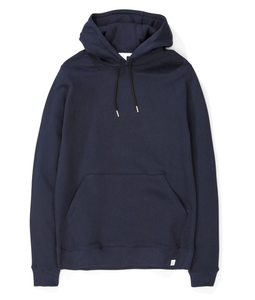 Norse Projects - Vagn Classic Hood - Dark Navy