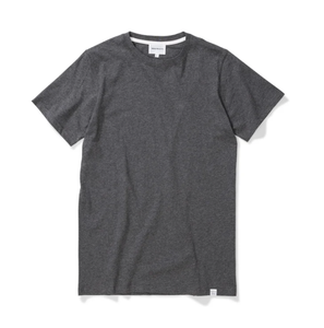 Norse Projects - Niels Standard SS - Charcoal Melange