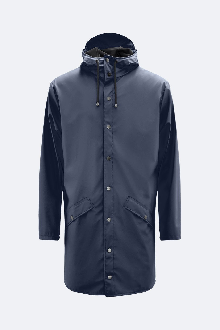 Rains - Long Jacket - Blue
