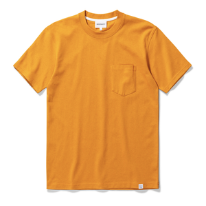 Norse Projects - Johannes Pocket SS - Cadmium Orange