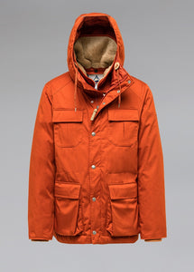 Holubar - North Hunter Parka - Dark Orange