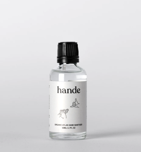 Hande - Hande Sanitiser - 50ml Travel Bottle