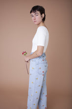 Load image into Gallery viewer, Meadows - Begonia Jeans - Bouquet