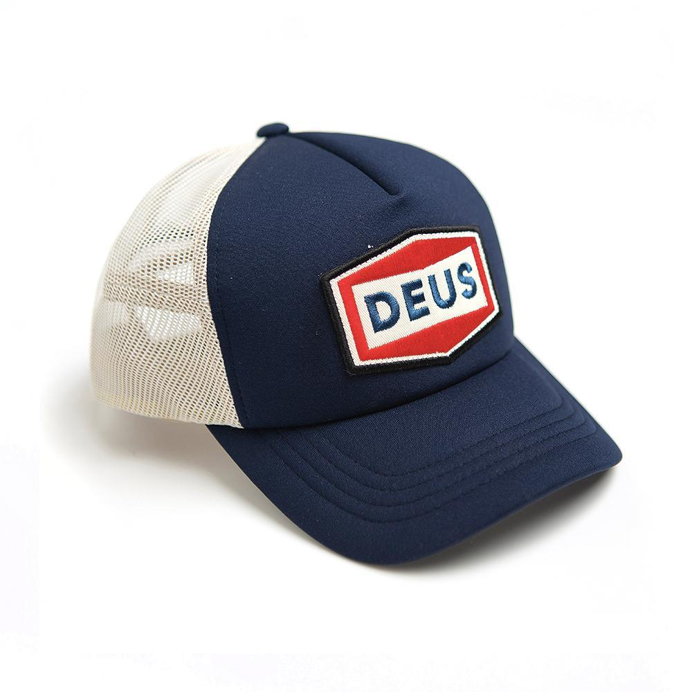 Deus Ex Machina - Speed Stix Trucker - Navy