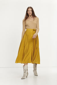 SAMSØE  SAMSØE - Ena Skirt - Honey