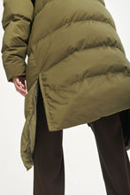 Load image into Gallery viewer, Samsøe Samsøe - Sera Coat - Dark Olive