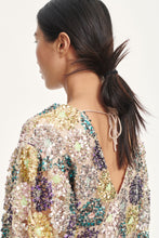 Load image into Gallery viewer, Samsøe Samsøe - Henny Blouse - Multi Glitter