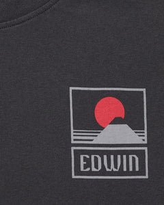 Edwin - Sunset On Mt. Fuji TS - Ebony