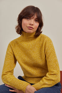 Sideline - Keere Jumper- Yellow