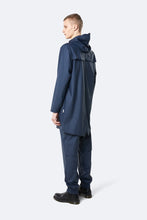Load image into Gallery viewer, Rains - Long Jacket - Blue