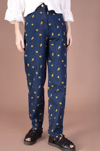 Meadows - Begonia Jeans  - Daffodil