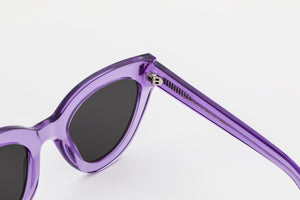 Monokel Eyewear - Neko - Clear Purple