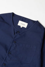 Load image into Gallery viewer, Kestin Hare - Neist Ripstop Overshirt - Navy