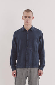 YMC - D Pocket Shirt Light Weight - Navy