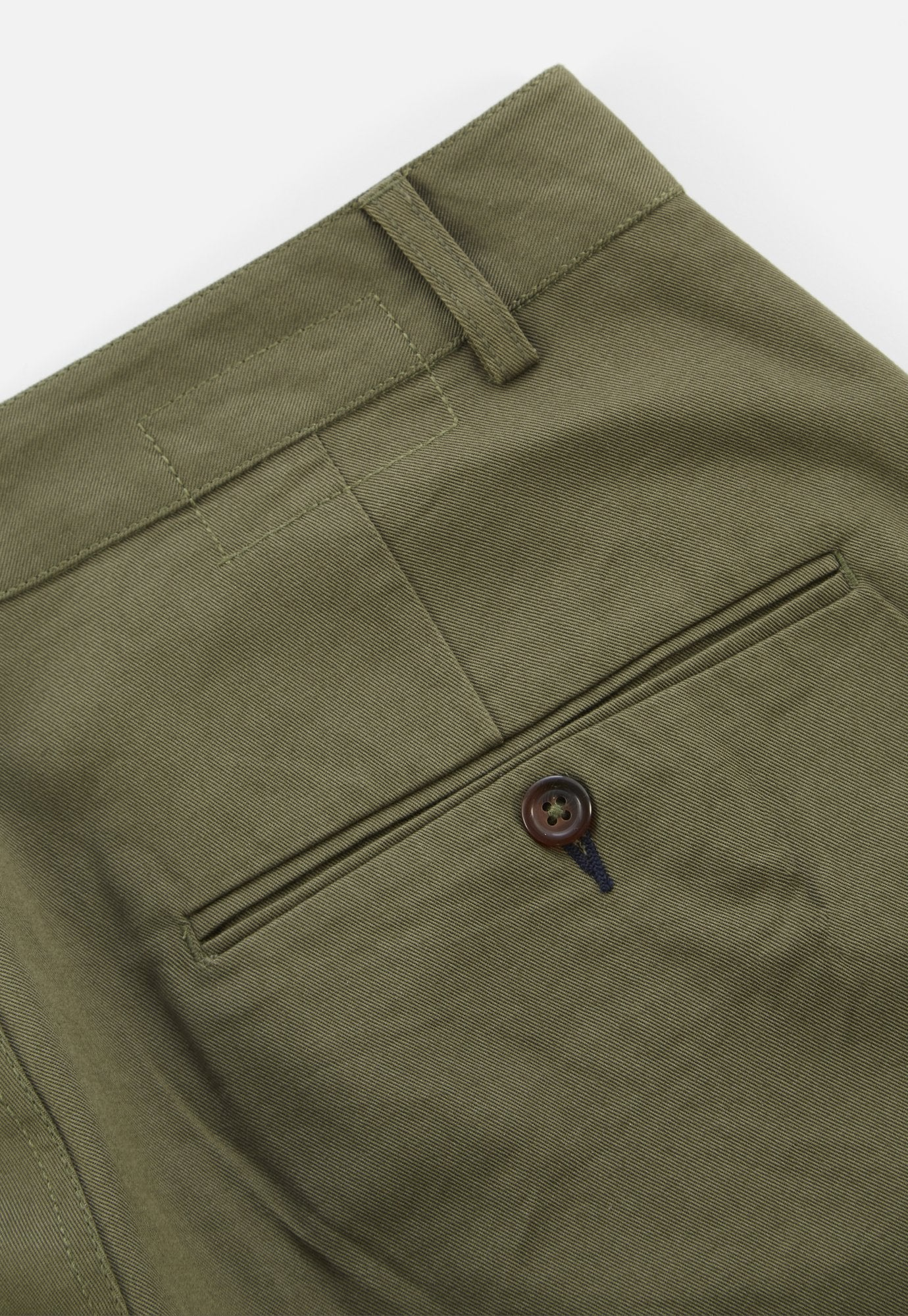Universal Works - Military Chino Twill - Light Olive