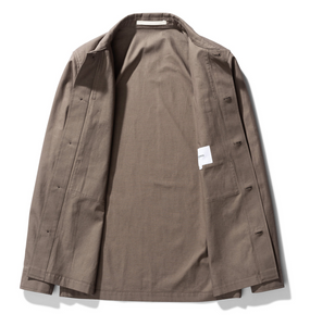 "Duplicate ""Norse Projects - Kyle Cotton Linen - Taupe"