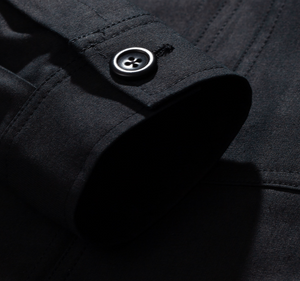Norse Projects - Kyle Cotton Linen - Black