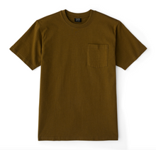 Load image into Gallery viewer, Filson - S/S Outfitter Pocket Tee - Olive Drab