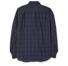 Load image into Gallery viewer, Filson - Scout Shirt - Black/Indigo Check