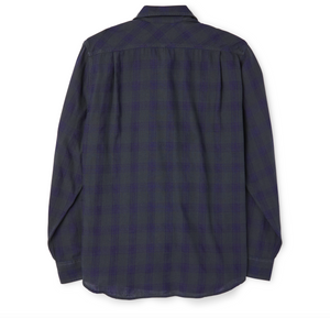 Filson - Scout Shirt - Black/Indigo Check