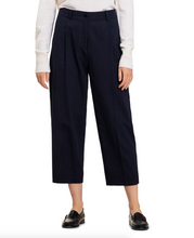 Load image into Gallery viewer, NORSE PROJECTS- Nine Cropped Seersucker Trouser