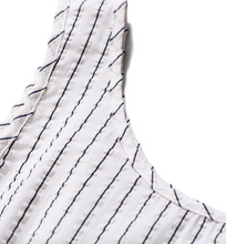 Load image into Gallery viewer, NORSE PROJECTS - Tora Seersucker Dress - Fine Stripe