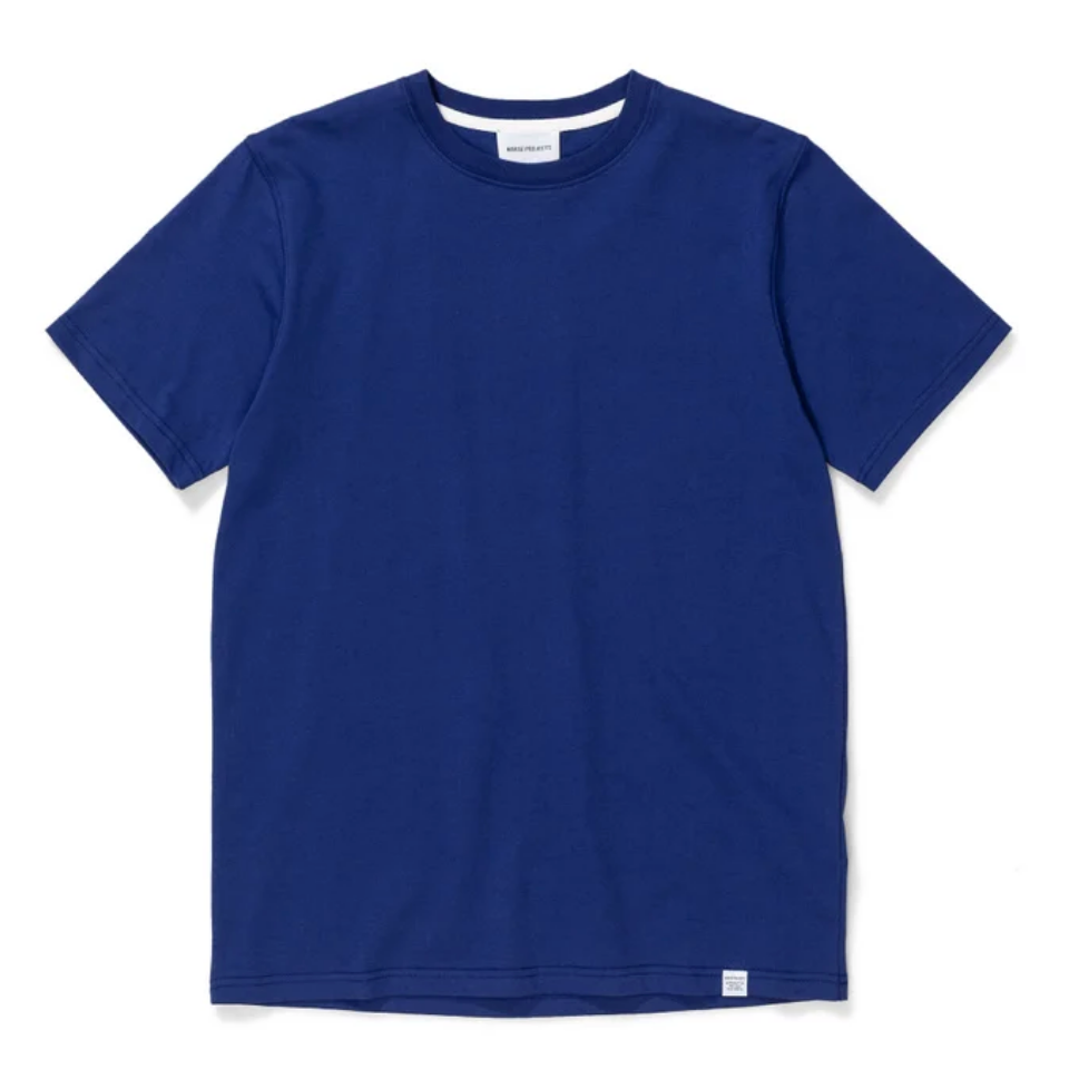 Norse Projects - Niels Standard SS - Ultra Marine