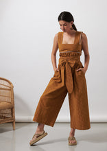 Load image into Gallery viewer, SIDELINE - Galia Jumpsuit - Tobacco