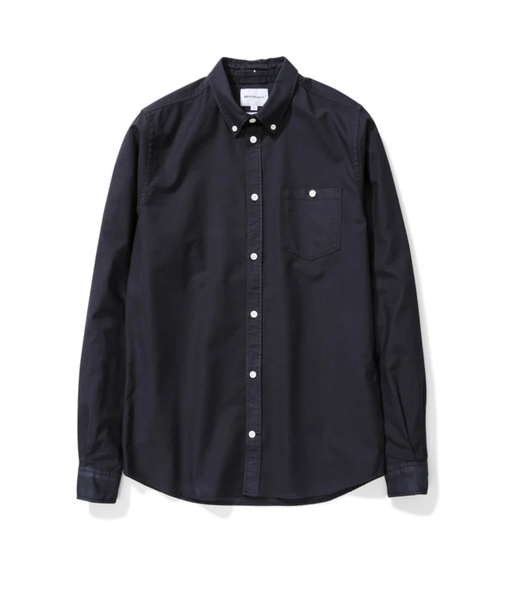 Norse Projects - Anton Oxford - Dark Navy