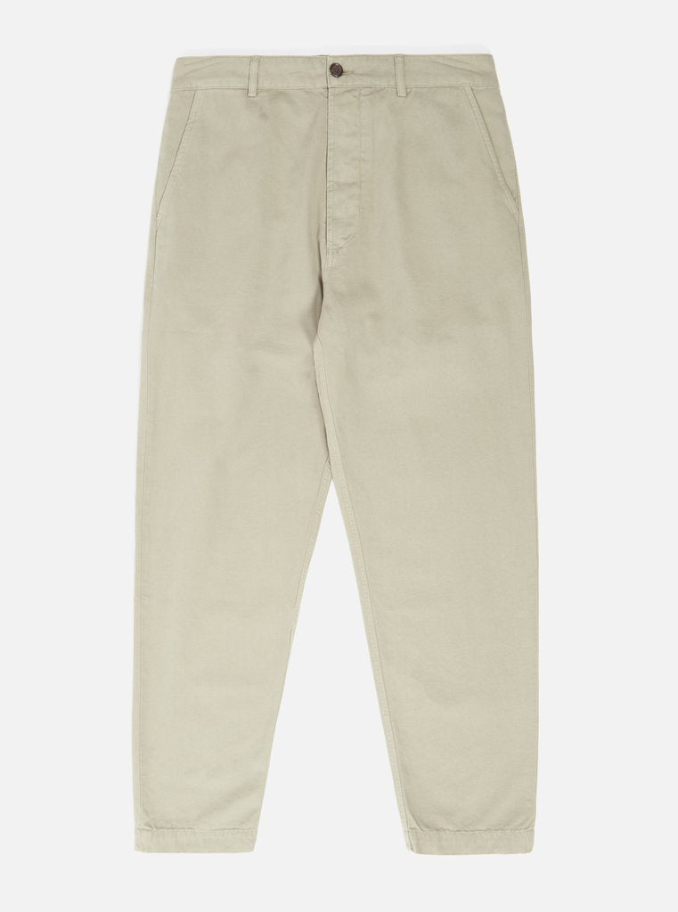 Universal Works - Military Chino - Laurel Canvas