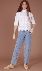 Meadows - Begonia Jeans - Bouquet