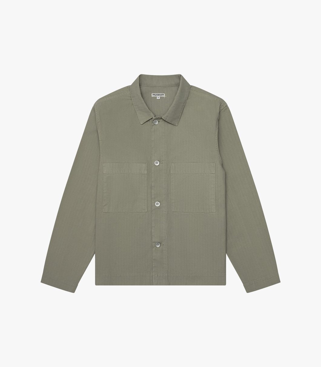 Knickerbocker - Chore Shirt Jacket - Military Olive