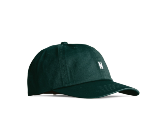 Norse Projects - Twill Sports Cap - Deep Sea Green
