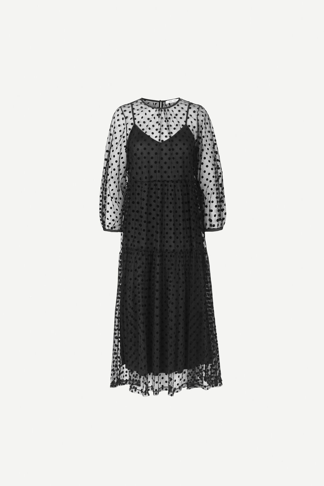 Samsøe Samsøe - Madie Dress - Black