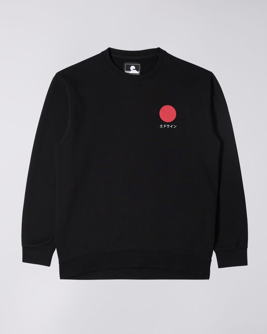 Edwin - Japanese Sun Sweat - Black